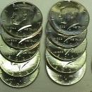 KENNEDY 2021-P HALF DOLLAR UNCIRCULATED 20 COIN BANK SEALD ROLL YOUR CHOICE