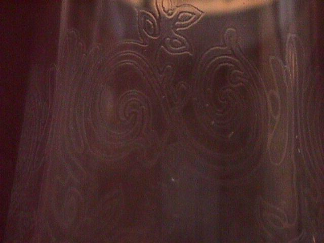 Luminarc, Cris D'Argues, Durand (Gold Scrolls) Wine