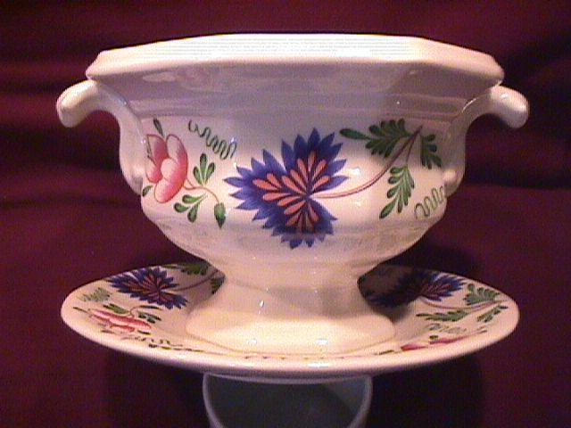 Iroquois Fine China (Greenfield Village) Open Sauce Boat
