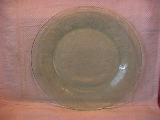 Indiana Glass Co.,  Depression (Horseshoe) Sandwich Tray
