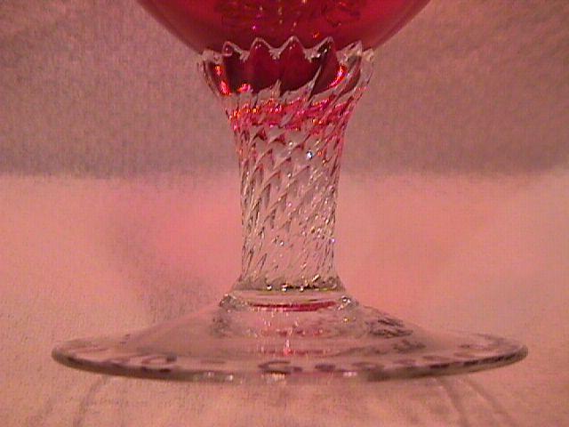 George Borgfeldt Crystal (Lisa #6731) Wine