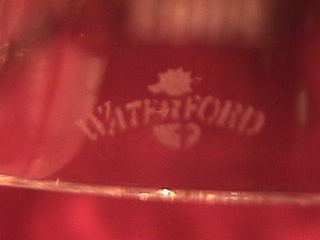 Waterford Crystal Christmas Bell-2003