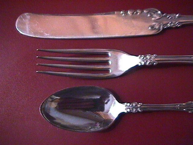 International Silver Plate (New Century) Youth Set