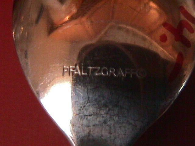 Pfaltzgraff Stainless (Tea Rose) Teaspoon