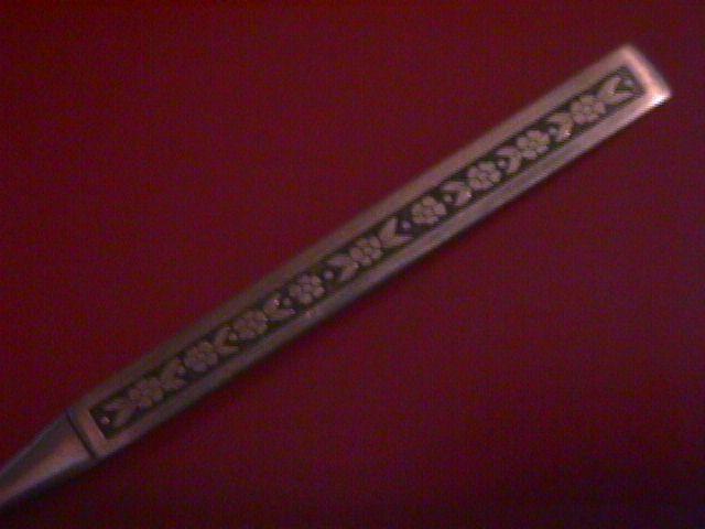 Oneida Profile Stainless (Phoenix) Pierced Tablespoon