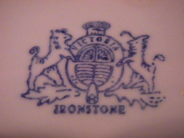 Victoria Ironstone Salt Crock