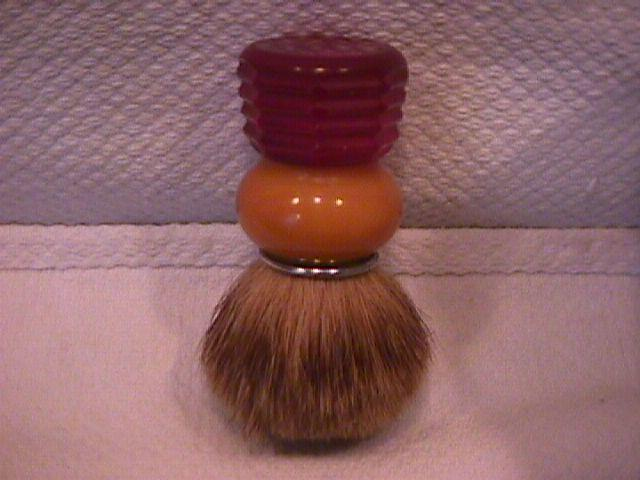 Koken Barber Supply Shaving Mug & Brush