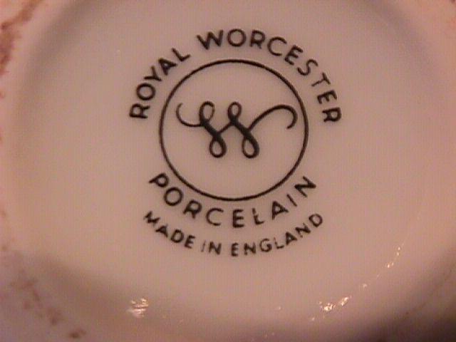 Royal Worcester (Egg Coddler)