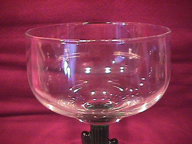Libby Rock Sharpe Crystal (Cactus) Margaritta Glass