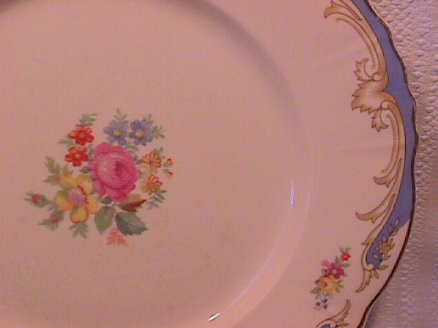 Syracuse China (Symphony) Dinner Plate