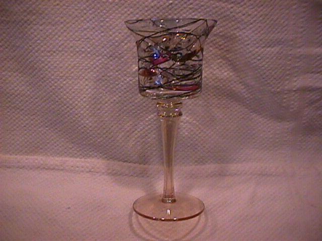 Unknown Crystal (Multi-Swirl) Claret
