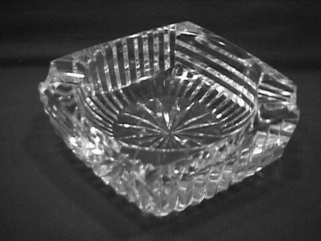 Waterford Crystal Giftware (Hexagonal) Ash Tray