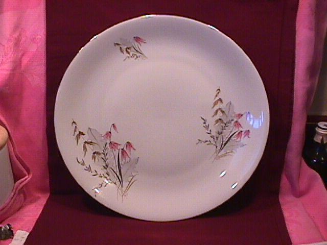 Royal Duchess Fine China (Mountain Bell) Chop Plate