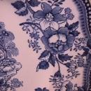 Royal Staffordshire-Clarice Cliff (Tonquin Blue) Salad Plate