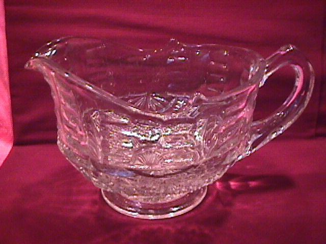 Early Pressed Glass (Batter Bowl)