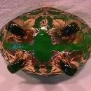 U. S. Glass Co. Pressed Glass Berry Dish