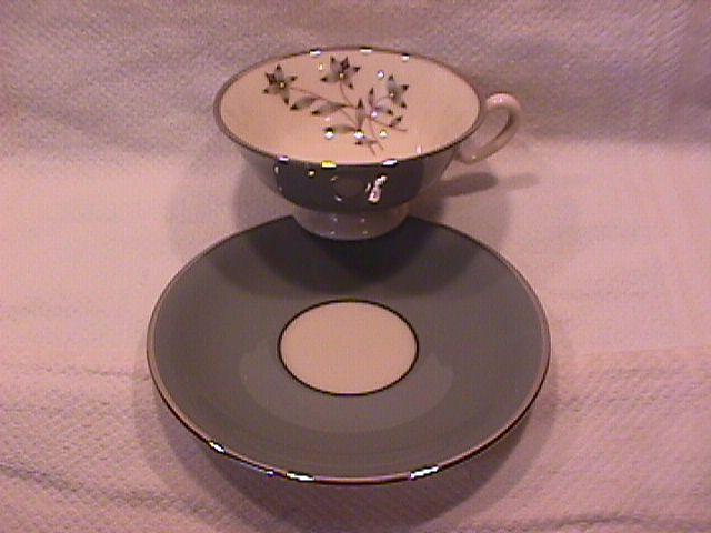 Lenox Fine China (Kingsley) Cup & Saucer