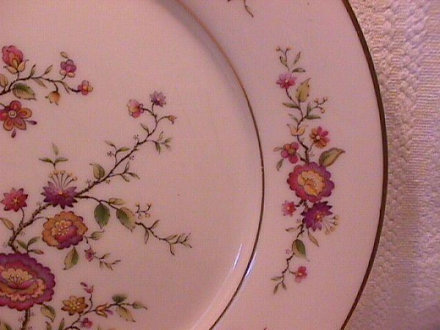 Noritake Fine China (Asian Song) #7151 Salad Plate