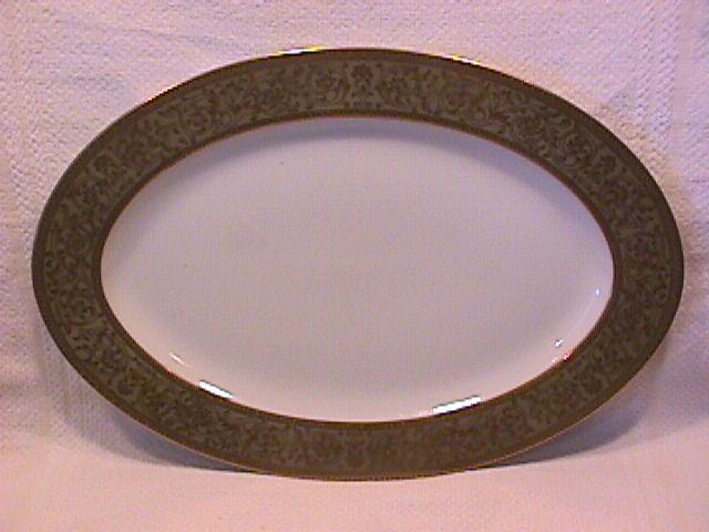 Sango Fine China (Versailles) Roast Platter
