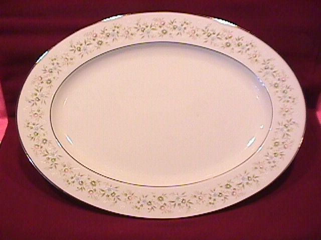 Noritake Fine China (Savannah) #2031 Roast Platter