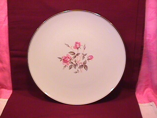 Noritake Fine China (Anniversary Rose) #5516 Dinner Plate