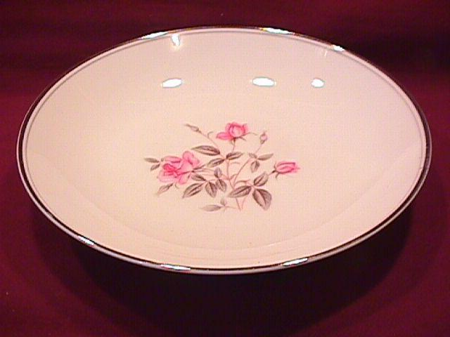 Noritake Fine China (Anniversary Rose) #5516 Soup Bowl