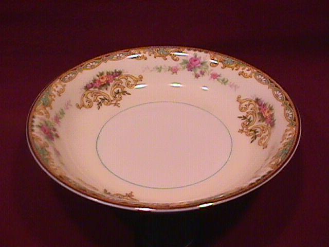 Noritake Fine China (Gloria) #95641 Fruit Bowl