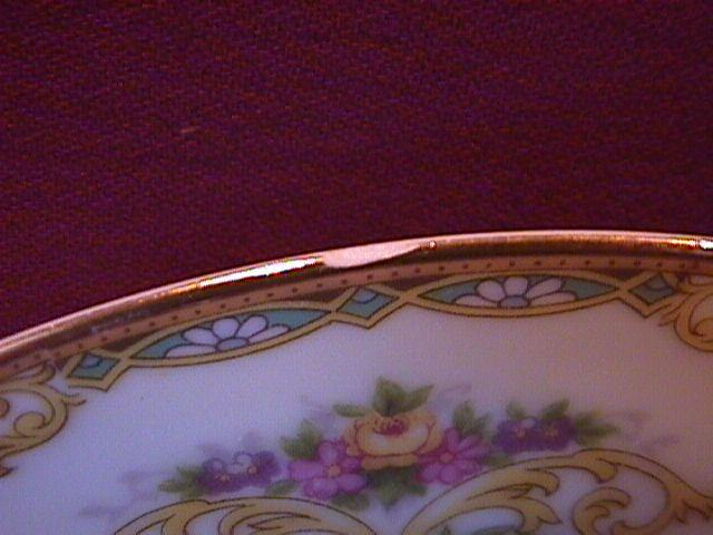 Noritake Fine China (Gloria) #95641 Roast Platter