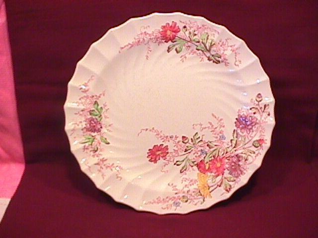 Spode Copeland (Fairy Dell) Lunch Plate