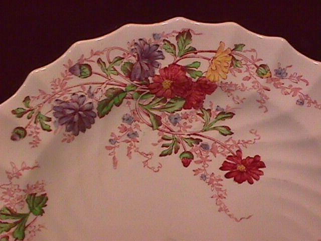 Spode Copeland (Fairy Dell) Lunch Plate