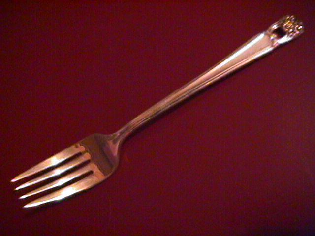 International 1847 Rogers (Eternally Yours) Salad Fork