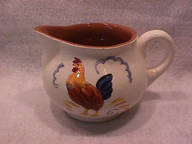 Stangl Pottery (Country Life) Creamer