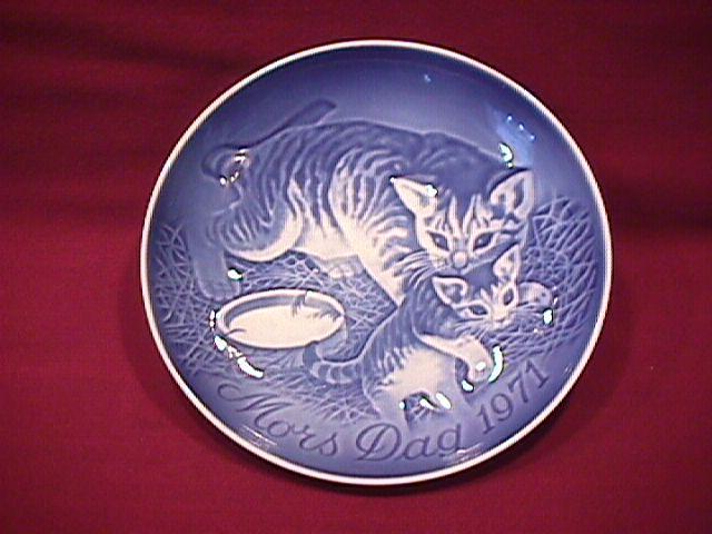 Bing & Grondahl (Mothers Day Plate)=1971