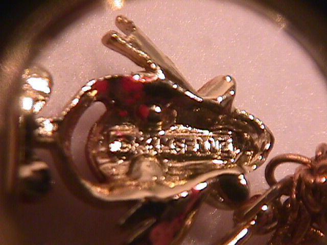 Vintage Mamselle Signed Clown Brooch-Mint