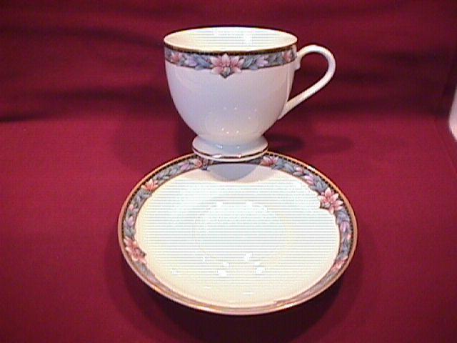 Gorham Fine China (Quintette) Cup & Saucer