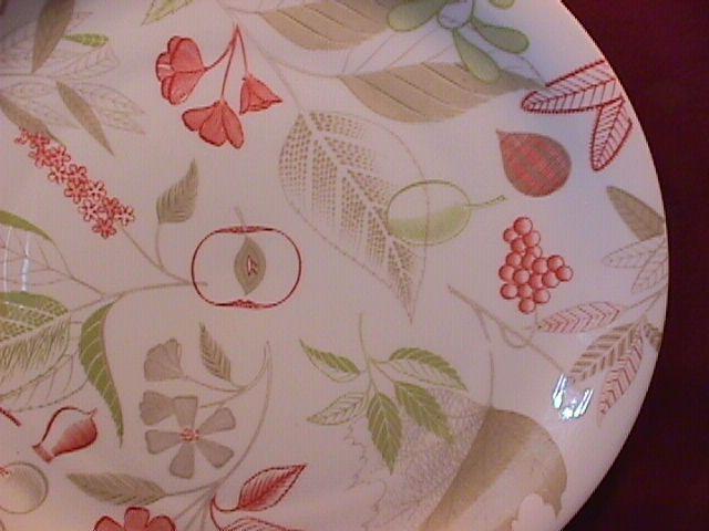 Easterling Fine China (Forever Spring) Salad Plate