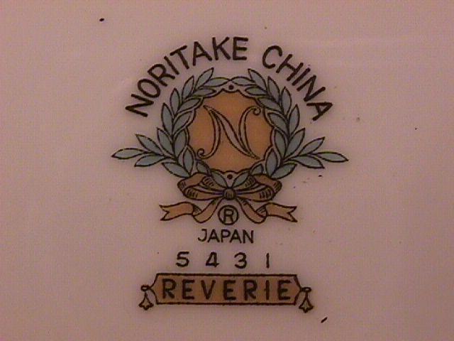 Noritake Fine China (Reverie) #5431 Creamer