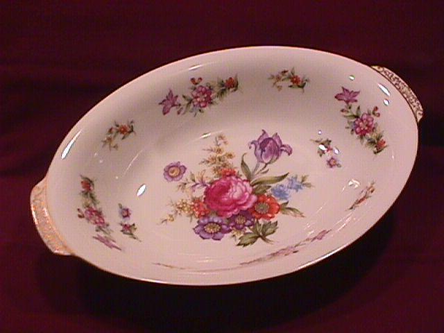 Harmony House Fine China (Dresdania) Oval Vegetable