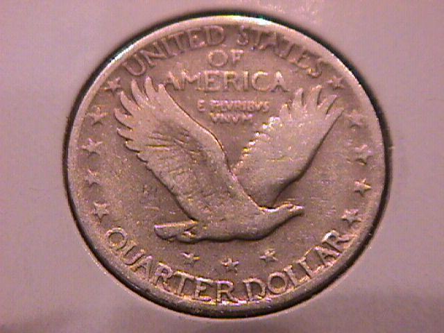 Standing Liberty Silver Quarter 1930-S Very Fine Plus Condition