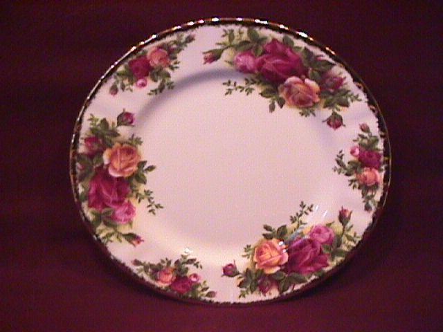 Royal Albert (Old Country Roses) Cake Plate