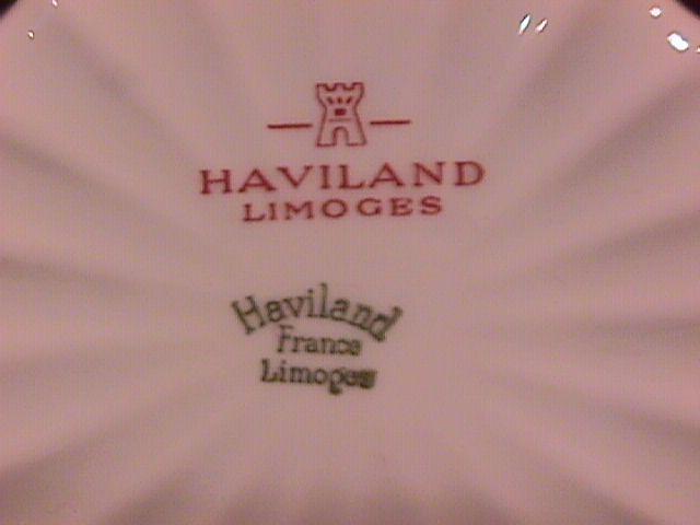 Haviland, Limoges, France (Elegance) Creamer
