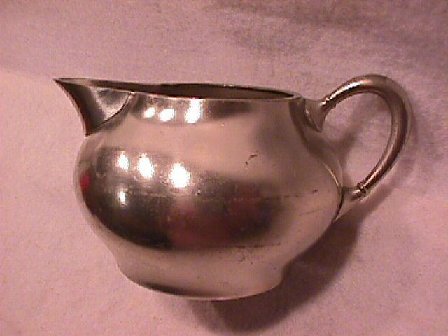 Holland Pewter (Metawa) Creamer