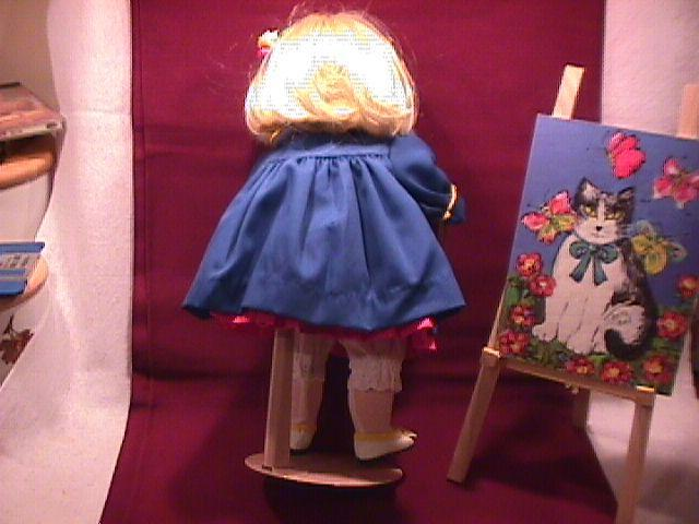 Betty Jane Carter Doll (The Little Artist)