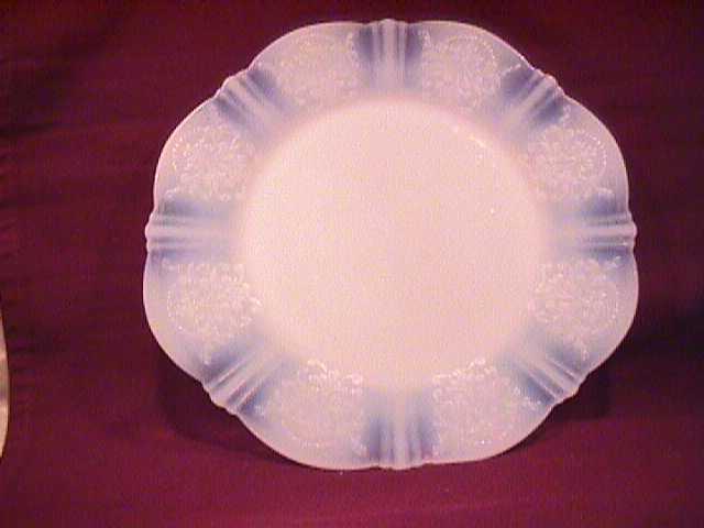 Mac Beth Evans (American Sweetheart)  Salad  Plate