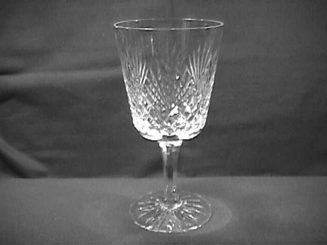 Seneca (Old Master) Cut Crystal Goblet