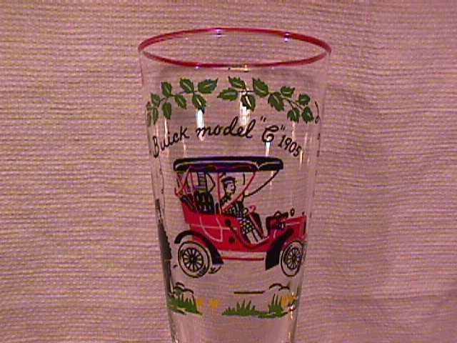 Libbey Rock Sharpe (1905 Buick Model C) Pilsner