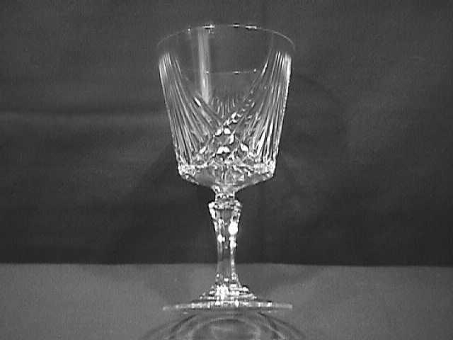 Cristal d'Arques (Comburg) Goblets