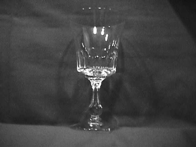 Fostoria (Georgian) Claret Wine