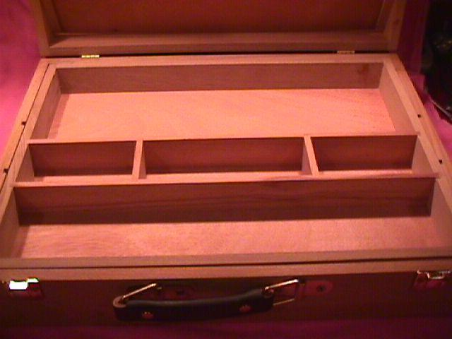 Like New Wooden Artist Box