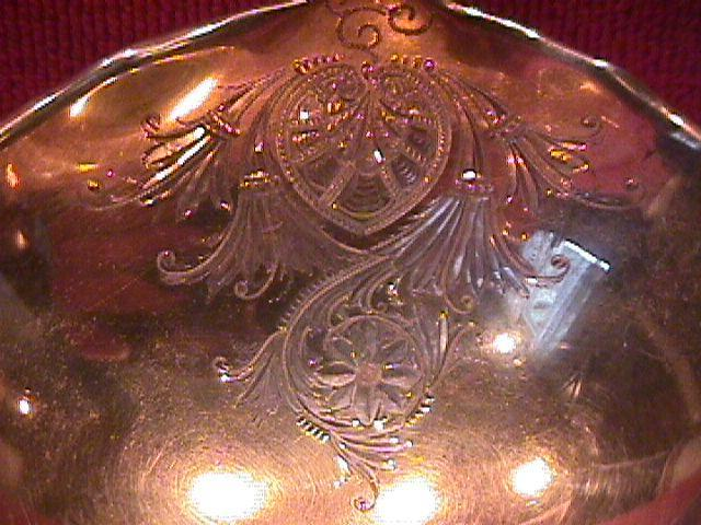 Gorham, Sterling Silver, (St. Cloud) 1885 Punch Ladle